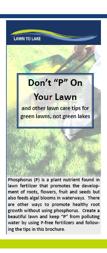 """Don't """"P"""" On Your Lawn"""