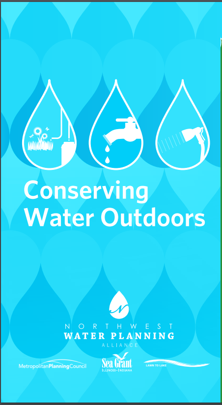 Conserving Water Outdoors
